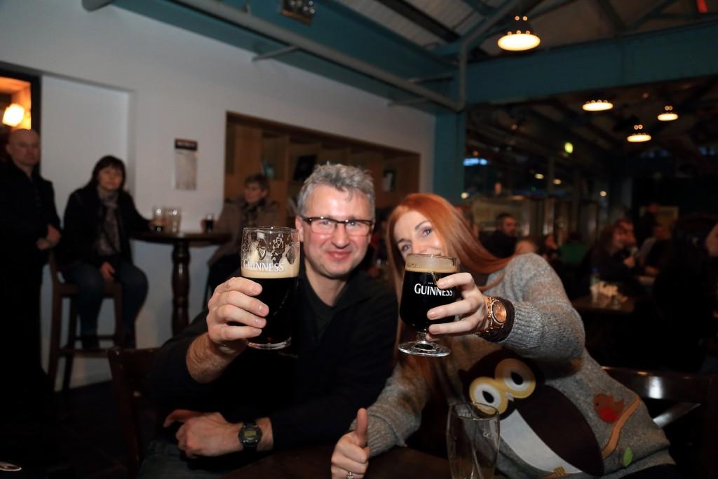 Irlandzka dziewczyna o tycjanowskich włosach :)
