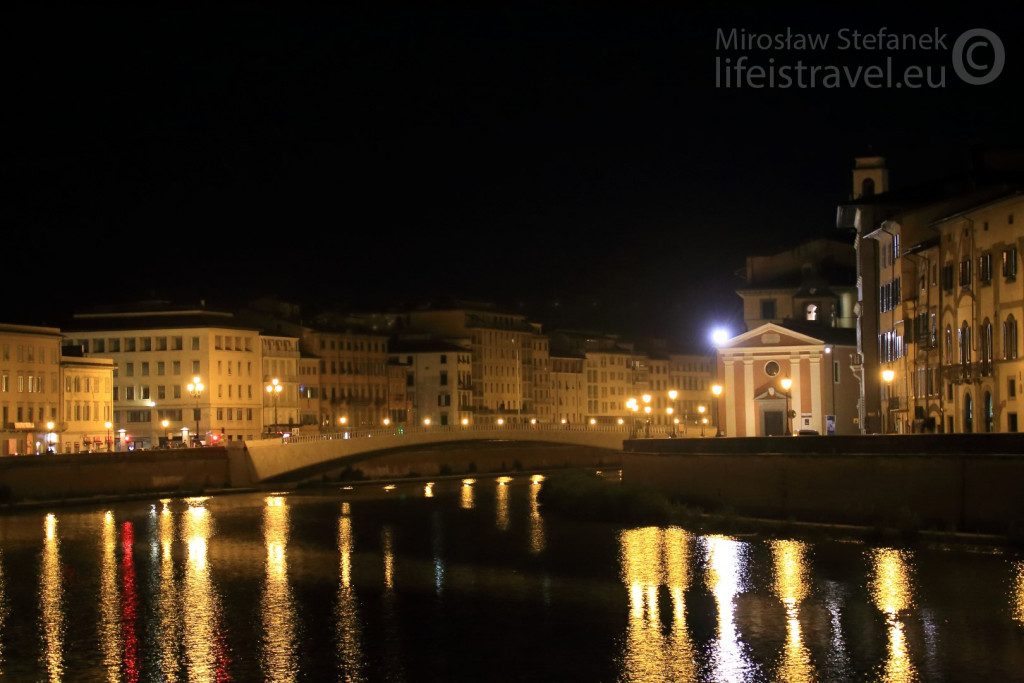 Rzeka Arno.