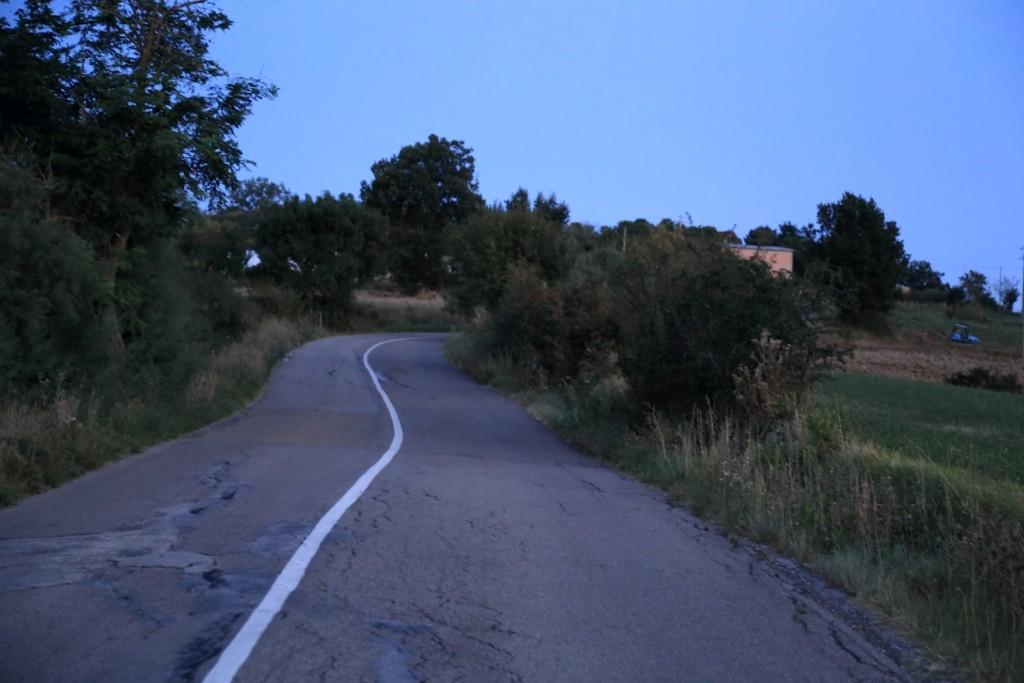 W drodze do San Marino.