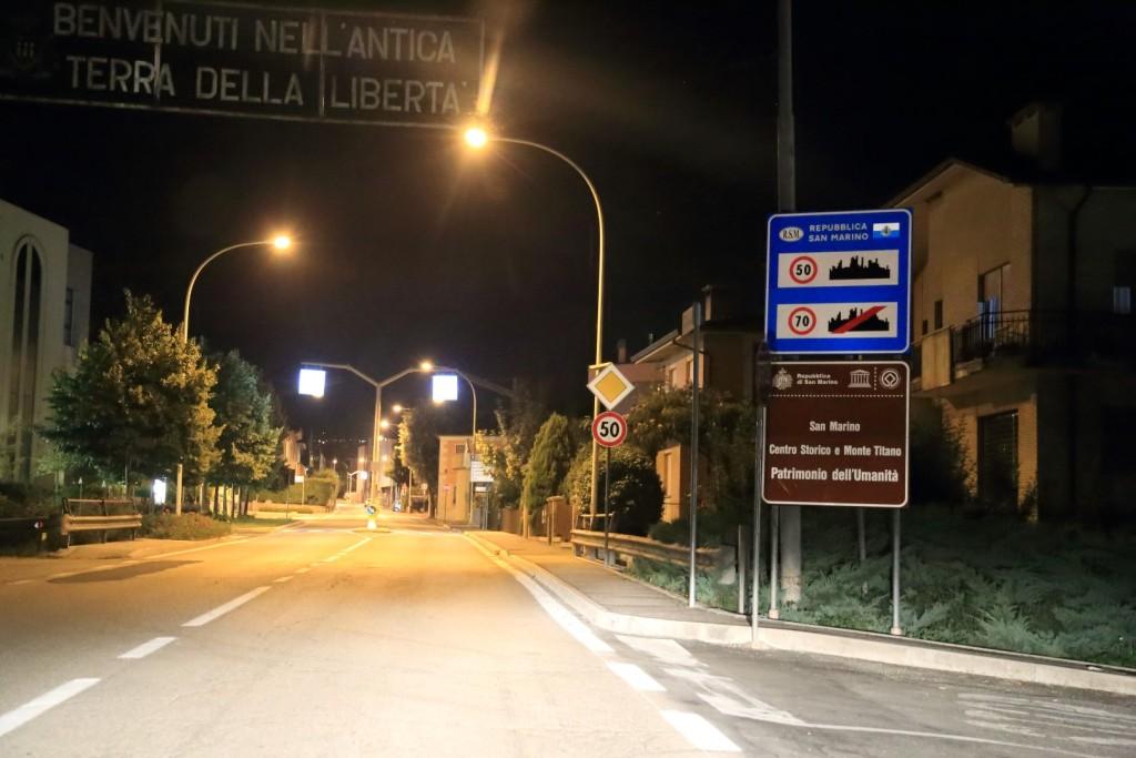 Terra Della Liberta - San Marino.