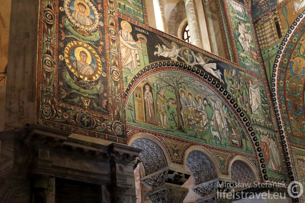 Słynne mozaiki.