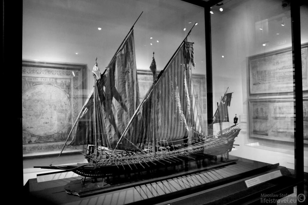 Ten model pochodzi z XVIII wieku.