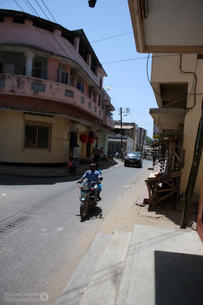 Ulice Malindi.