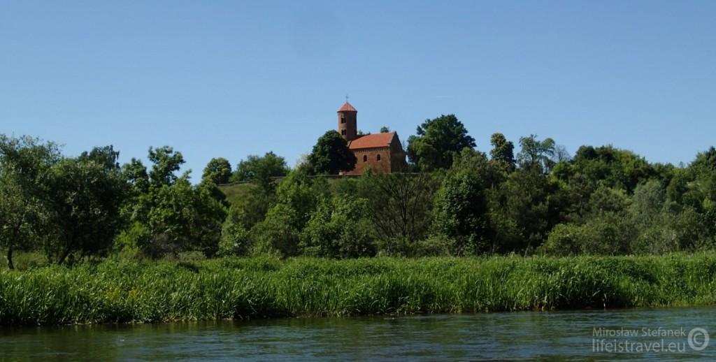 Kościół św. Idziego w Inowłodzu.