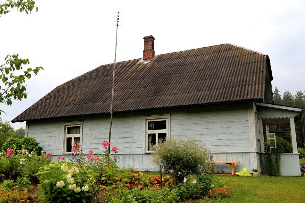 Dom mojego łotewskiego gospodarza