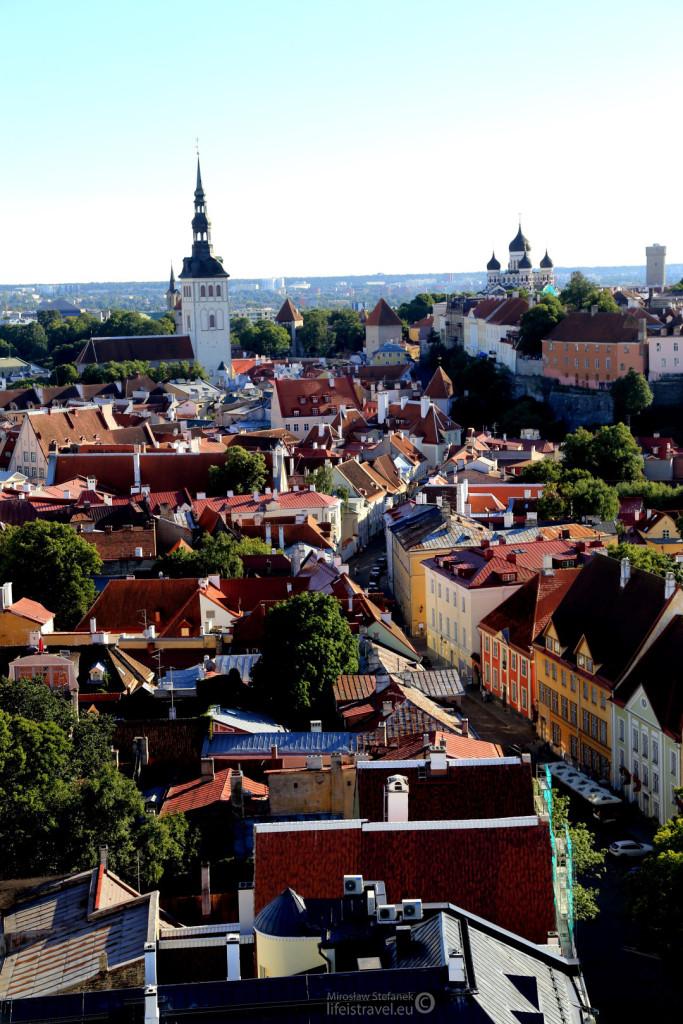 panorama Tallina
