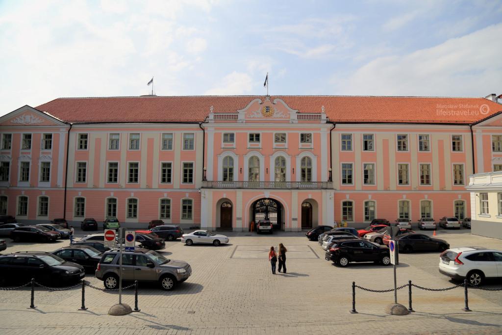 Estoński parlament