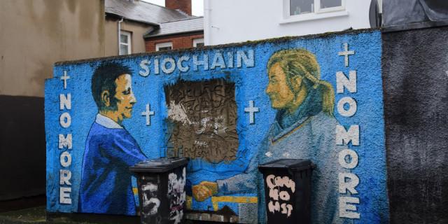 síocháin - znaczy pokój