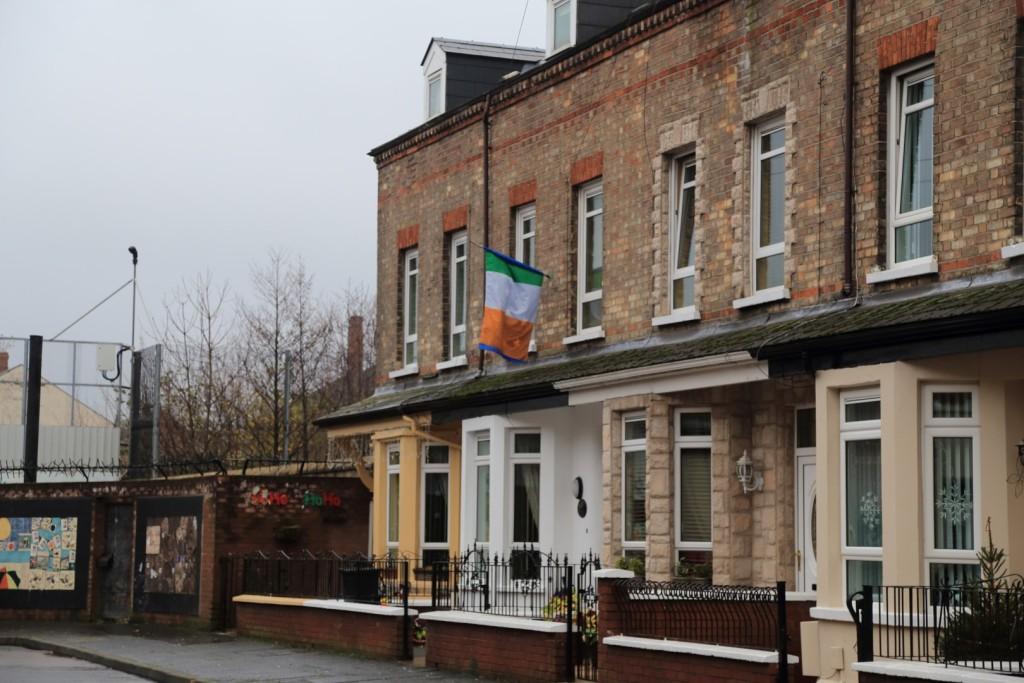 Jest i flaga Irlandii.