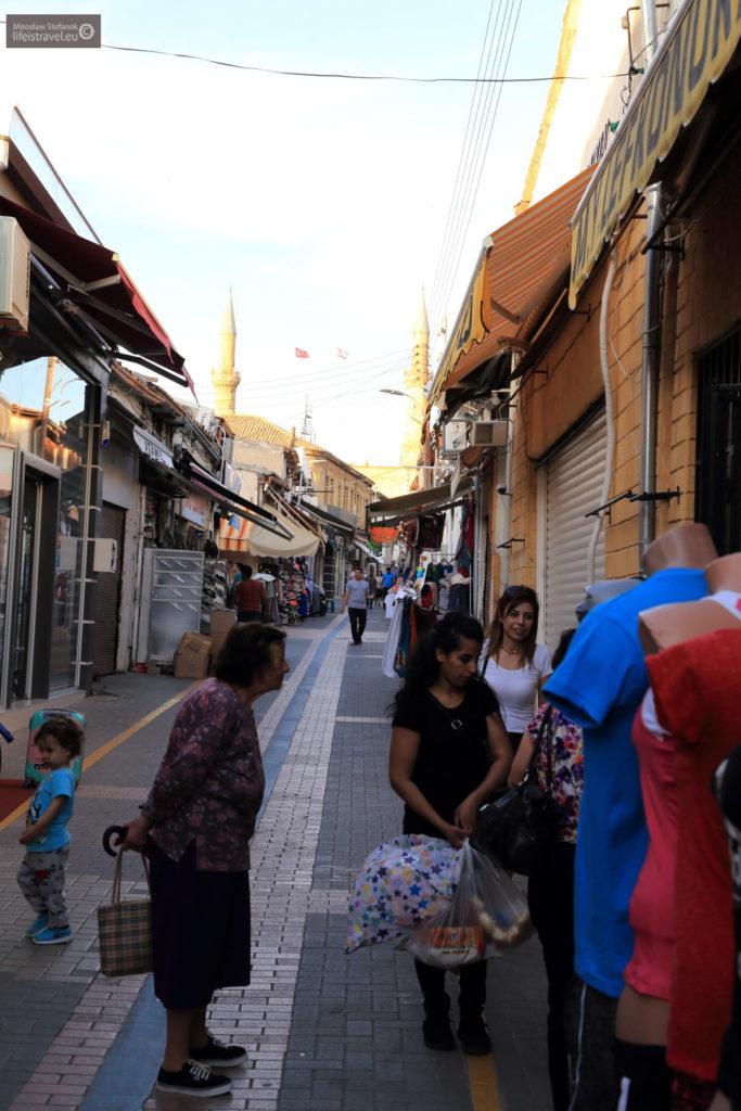 uliczka handlowa