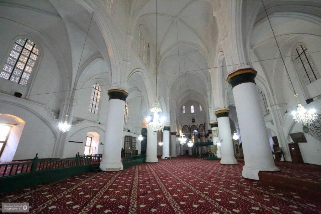 meczet w środku