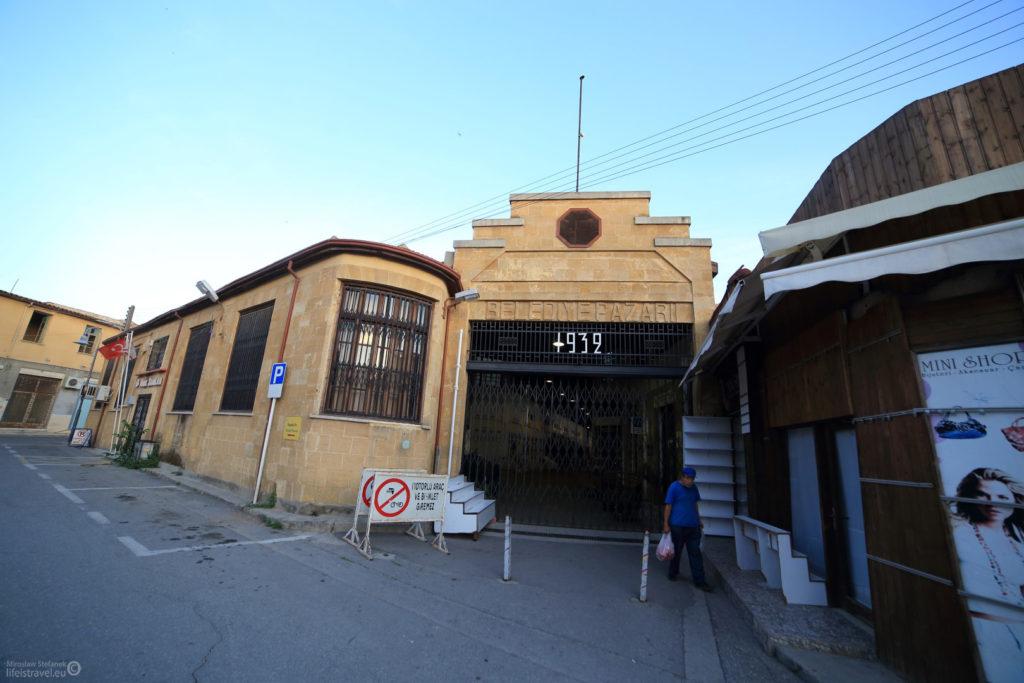 Zamknięty bazar