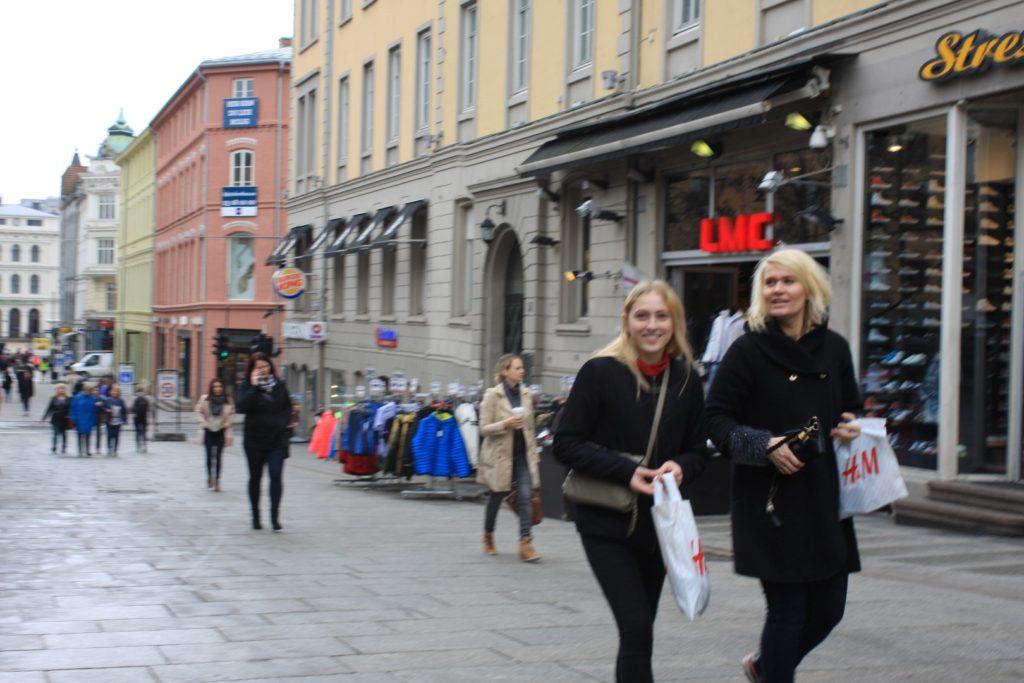 Norweżki to paradne dziewczyny...