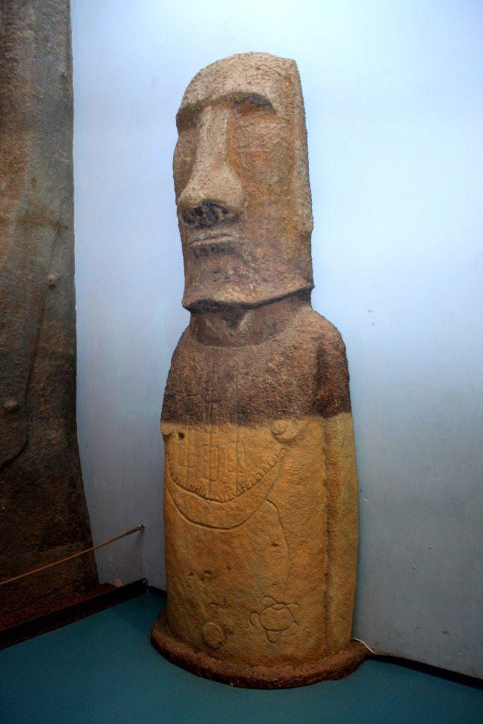 I jeszcze raz moai.